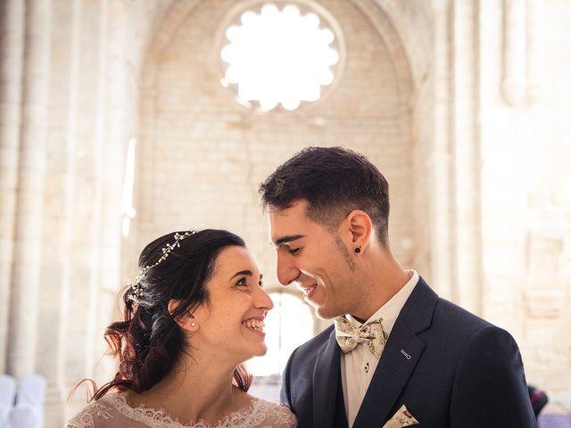 La boda de Borja y Natalia en Corcoles, Guadalajara 42