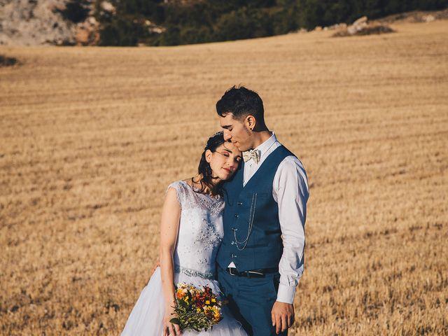 La boda de Borja y Natalia en Corcoles, Guadalajara 45