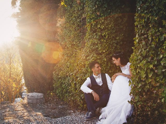 La boda de Borja y Natalia en Corcoles, Guadalajara 47
