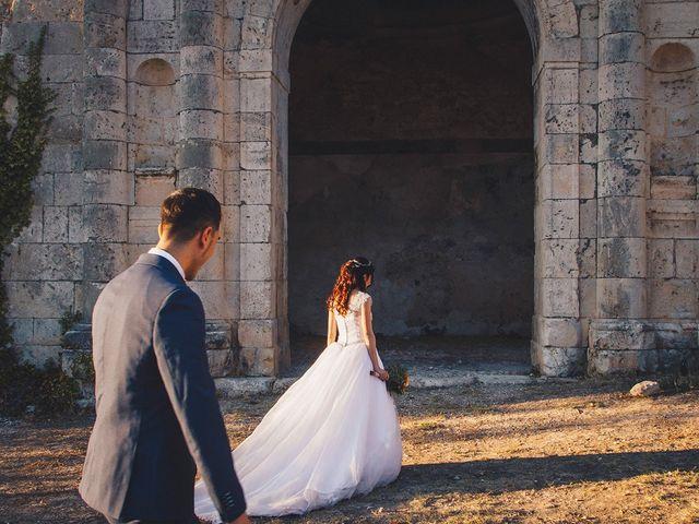 La boda de Borja y Natalia en Corcoles, Guadalajara 48