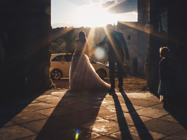 La boda de Borja y Natalia en Corcoles, Guadalajara 49