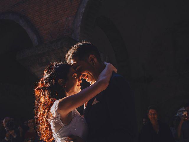 La boda de Borja y Natalia en Corcoles, Guadalajara 50
