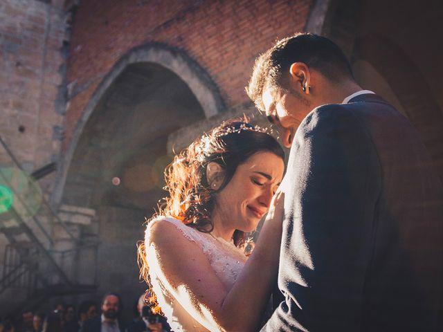 La boda de Borja y Natalia en Corcoles, Guadalajara 2