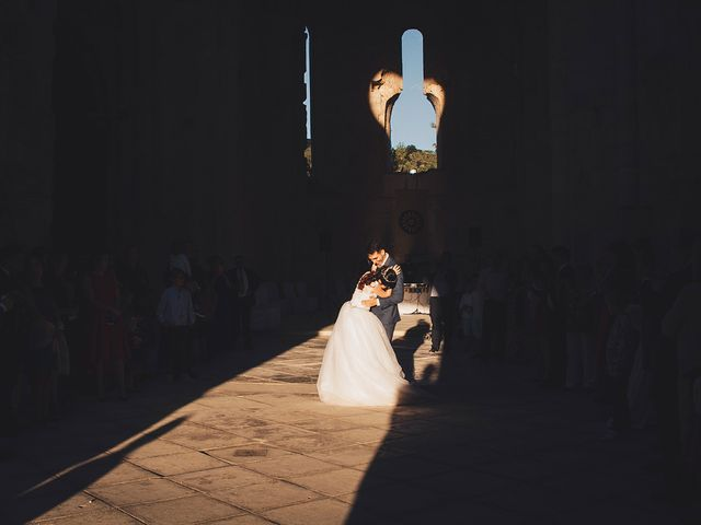 La boda de Borja y Natalia en Corcoles, Guadalajara 51