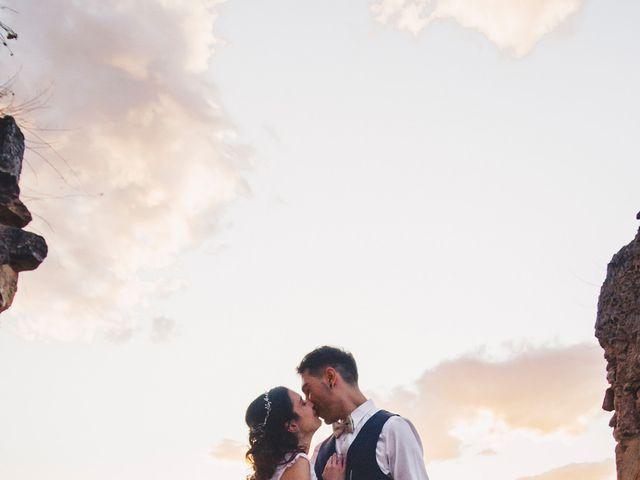 La boda de Borja y Natalia en Corcoles, Guadalajara 54