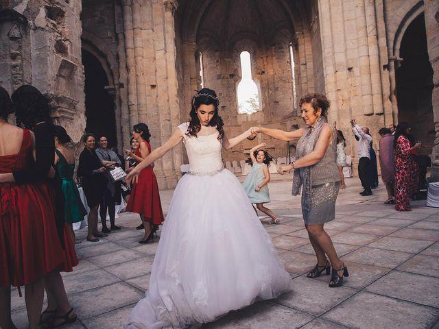 La boda de Borja y Natalia en Corcoles, Guadalajara 56