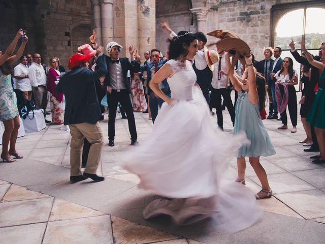 La boda de Borja y Natalia en Corcoles, Guadalajara 57