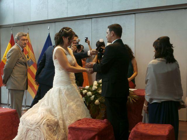 La boda de Rodolfo y Marta en Zaragoza, Zaragoza 5
