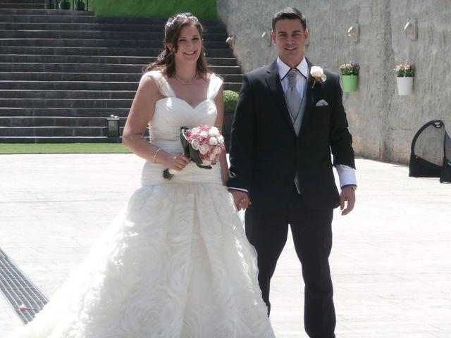 La boda de Marta y Rodolfo