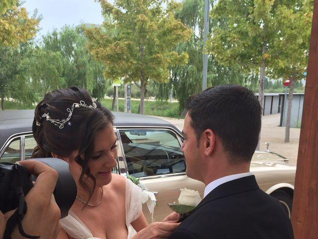 La boda de Rodolfo y Marta en Zaragoza, Zaragoza 9