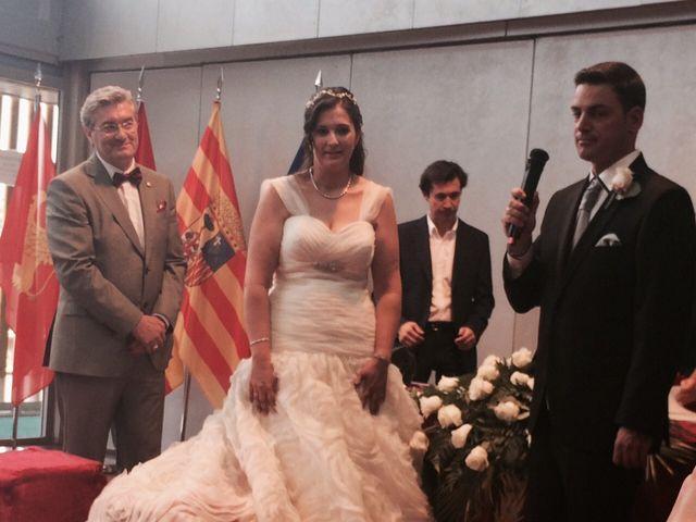 La boda de Rodolfo y Marta en Zaragoza, Zaragoza 10