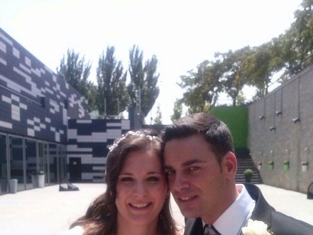 La boda de Rodolfo y Marta en Zaragoza, Zaragoza 17