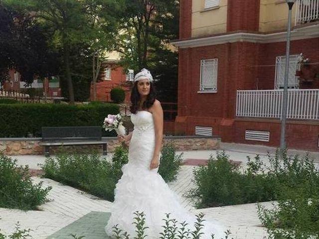 La boda de Sergio y Sonia en Valdepeñas, Ciudad Real 4