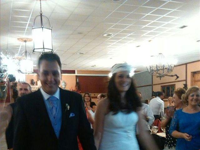 La boda de Sergio y Sonia en Valdepeñas, Ciudad Real 1