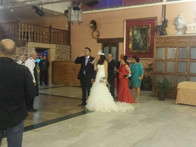 La boda de Sergio y Sonia en Valdepeñas, Ciudad Real 2