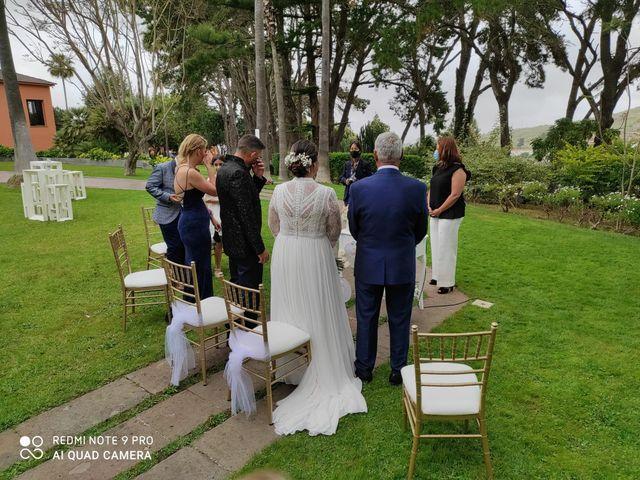 La boda de Aridany Ramos Vega  y Ana María Suárez Gutiérrez  en Arucas, Las Palmas 9