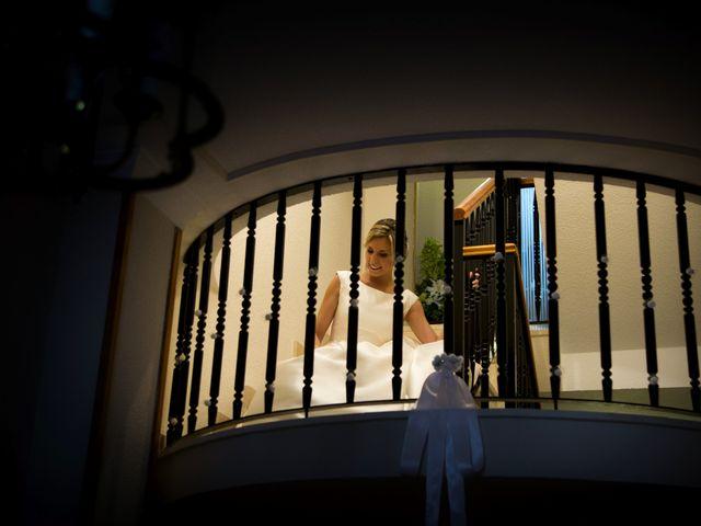 La boda de Carles y Clara en El Puig, Valencia 9