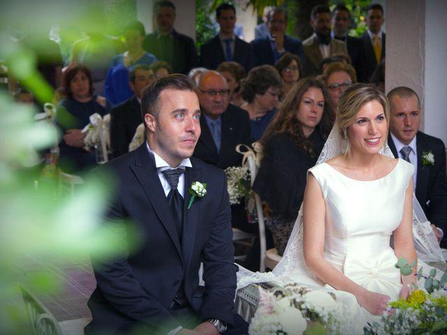 La boda de Carles y Clara en El Puig, Valencia 14