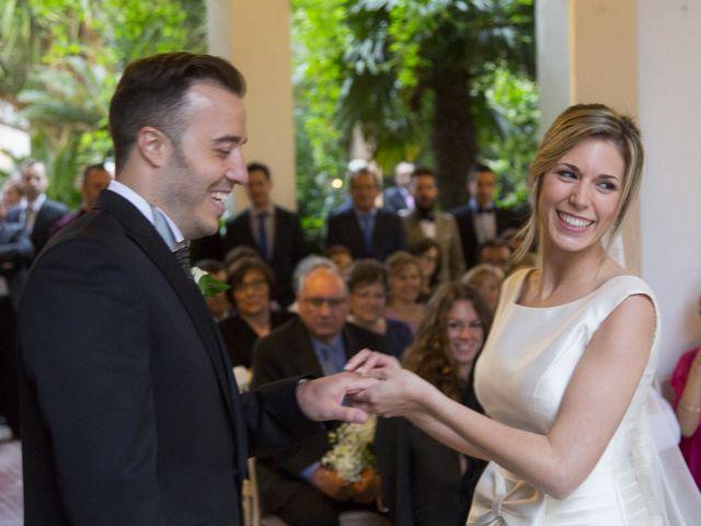 La boda de Carles y Clara en El Puig, Valencia 17