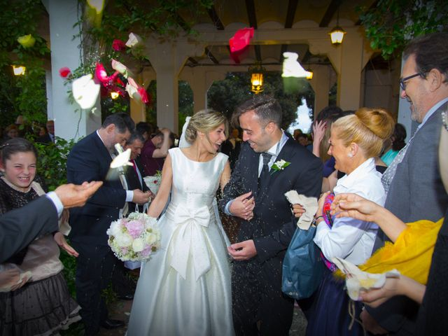 La boda de Carles y Clara en El Puig, Valencia 18