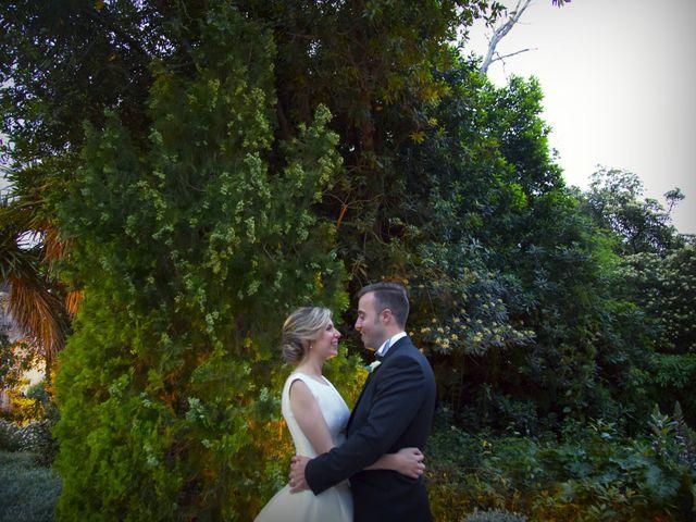 La boda de Clara y Carles