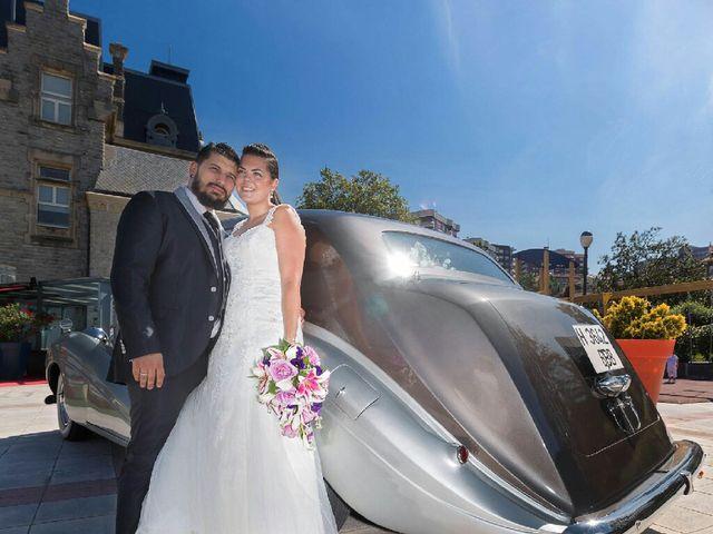 La boda de Jose  y Adriana  en Bilbao, Vizcaya 3