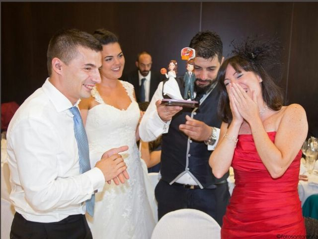 La boda de Jose  y Adriana  en Bilbao, Vizcaya 5