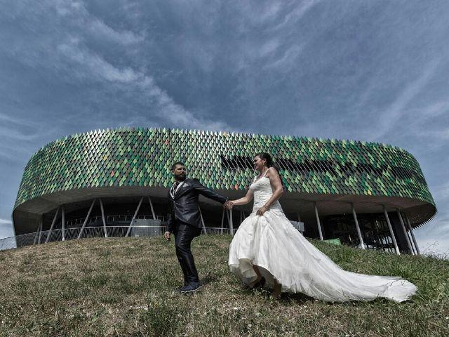 La boda de Jose  y Adriana  en Bilbao, Vizcaya 7