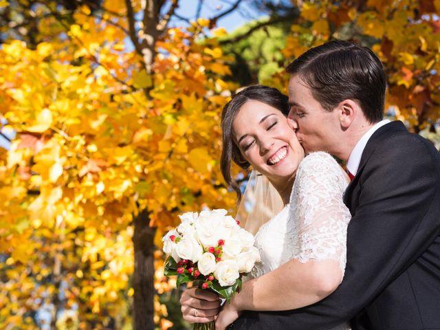 La boda de Sofía y Kike