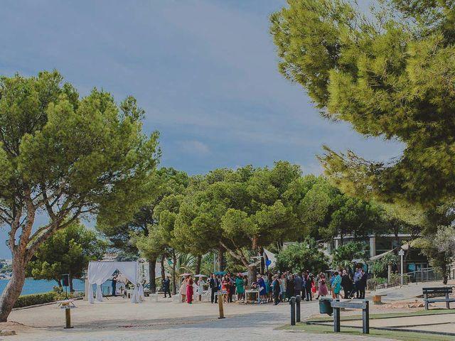 La boda de Jose y Lorena en Altea, Alicante 14