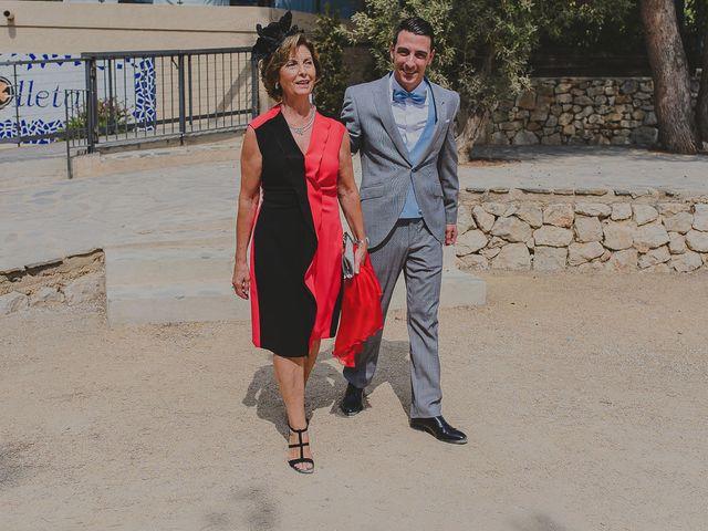 La boda de Jose y Lorena en Altea, Alicante 16