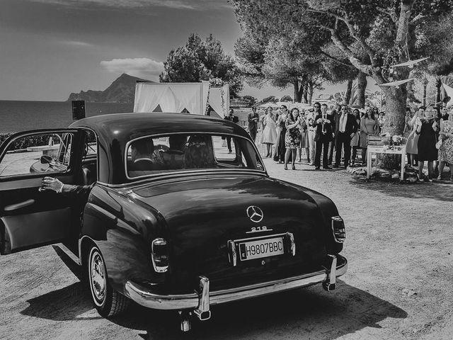 La boda de Jose y Lorena en Altea, Alicante 18