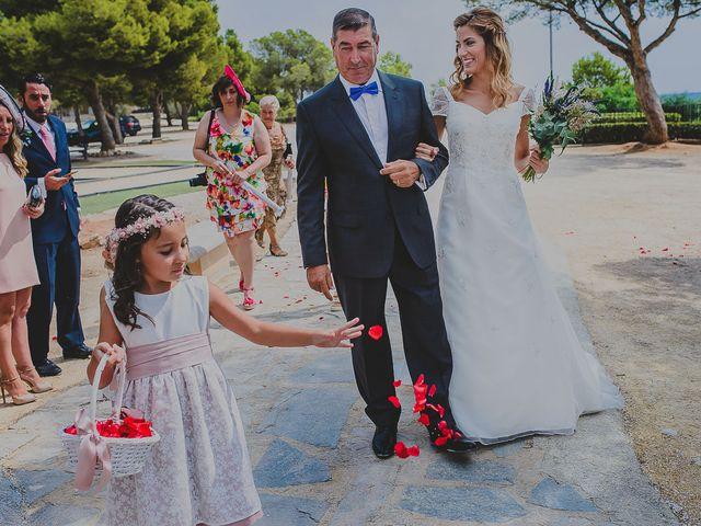 La boda de Jose y Lorena en Altea, Alicante 19