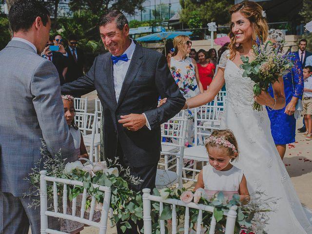 La boda de Jose y Lorena en Altea, Alicante 21