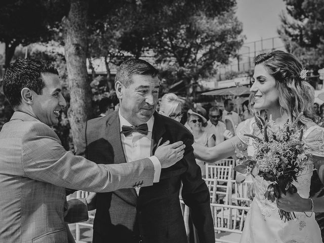 La boda de Jose y Lorena en Altea, Alicante 22