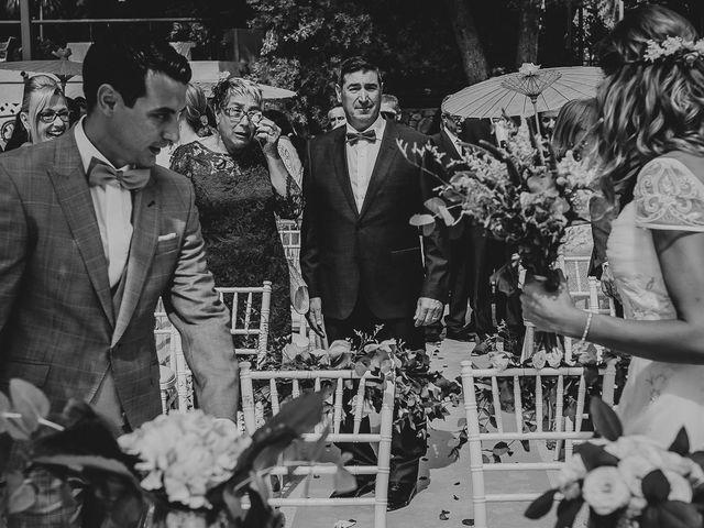 La boda de Jose y Lorena en Altea, Alicante 23