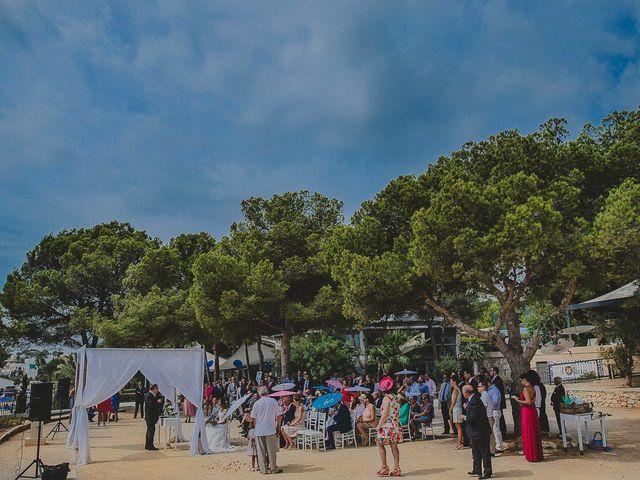 La boda de Jose y Lorena en Altea, Alicante 24