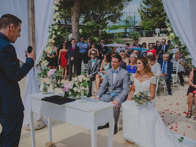 La boda de Jose y Lorena en Altea, Alicante 27