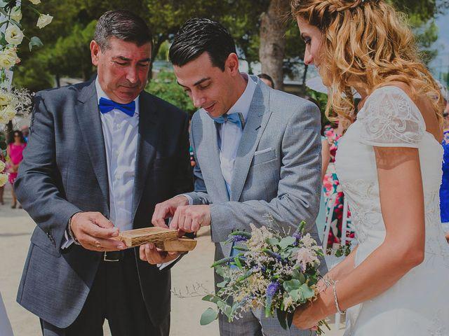 La boda de Jose y Lorena en Altea, Alicante 31