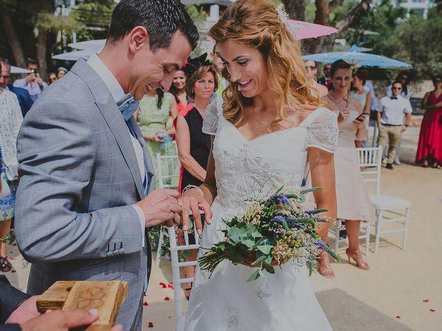 La boda de Jose y Lorena en Altea, Alicante 33