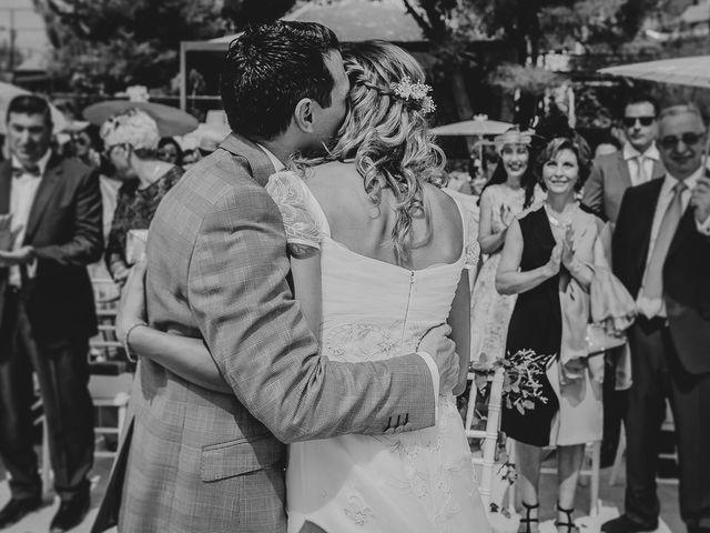 La boda de Jose y Lorena en Altea, Alicante 34