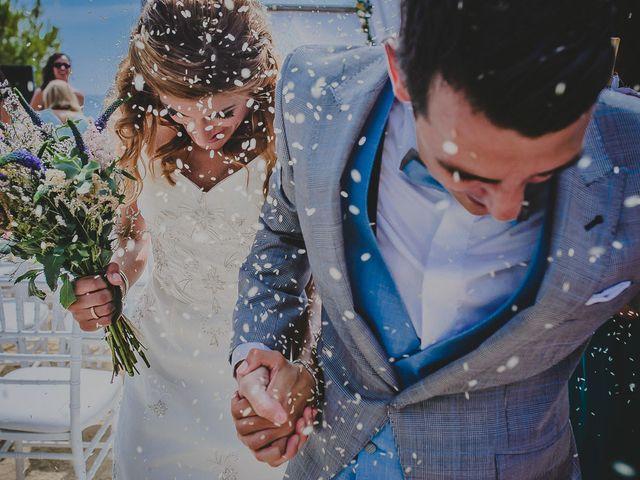 La boda de Jose y Lorena en Altea, Alicante 35