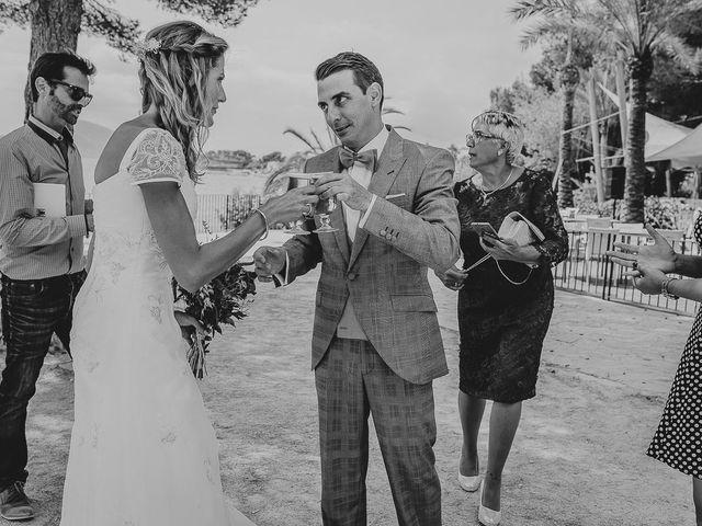 La boda de Jose y Lorena en Altea, Alicante 37