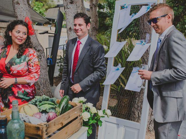 La boda de Jose y Lorena en Altea, Alicante 39