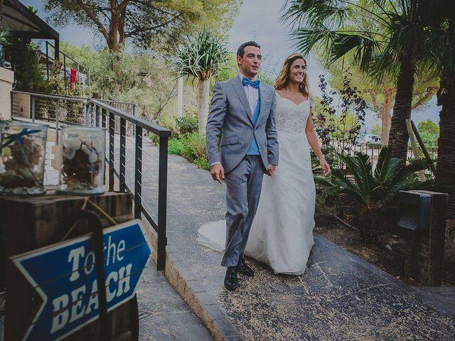La boda de Jose y Lorena en Altea, Alicante 41