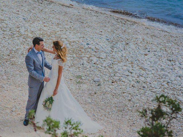 La boda de Jose y Lorena en Altea, Alicante 42