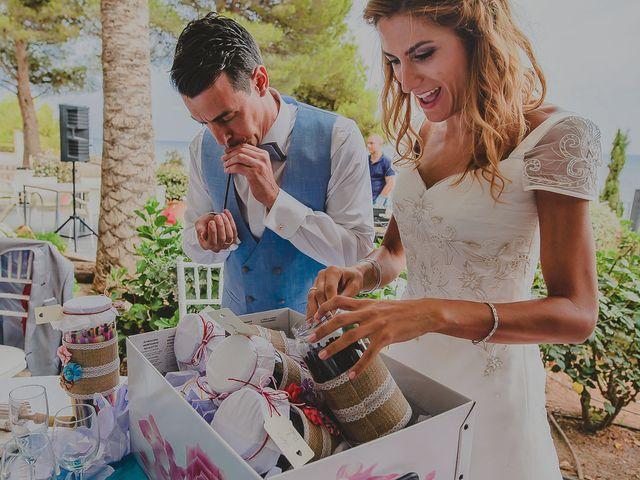 La boda de Jose y Lorena en Altea, Alicante 44