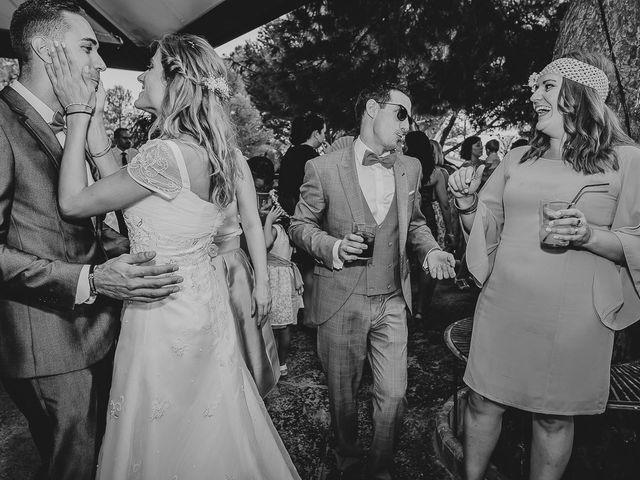La boda de Jose y Lorena en Altea, Alicante 55