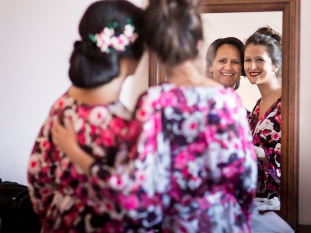 La boda de Alberto y María en Belmonte, Cuenca 4