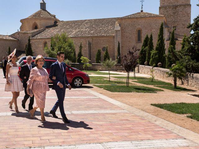 La boda de Alberto y María en Belmonte, Cuenca 9